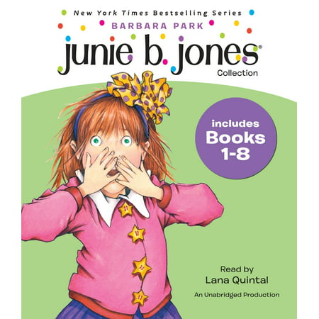 Junie B  Jones Collection: Books 1-8 : #1 Stupid Smelly Bus