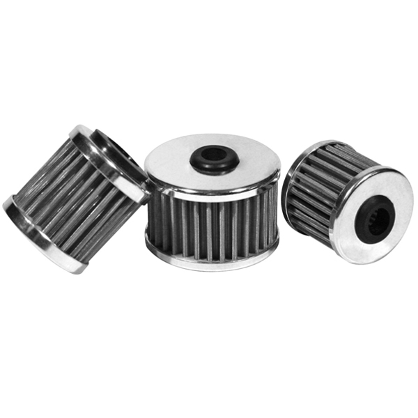 MSR Stainless Oil Filter Fits 94-10 Kawasaki KLX300R