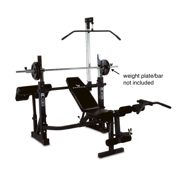 Best Fitness Olympic Folding Benches - Phoenix 99226 Olympic Bench Review