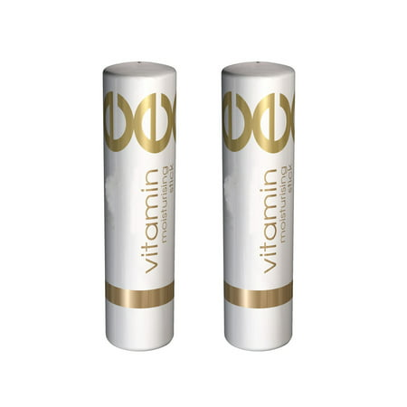 Vitamin E Moisturizing Lip Stick 2 PACK from Puritans Pride