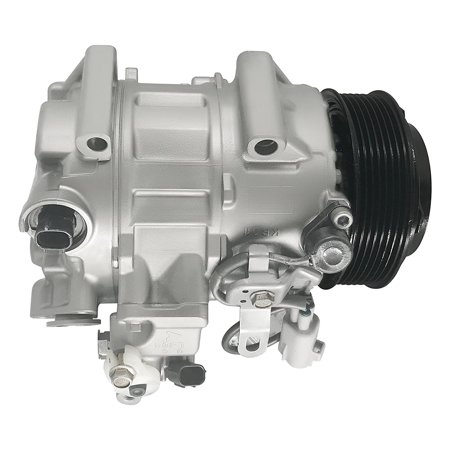 RYC Remanufactured AC Compressor and A/C Clutch AEG369 Fits 2011, 2012, 2013, 2014, 2015, 2016 Toyota Sienna