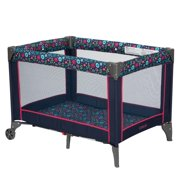 Cosco Funsport® Portable Compact Baby Play Yard, Flower Garden