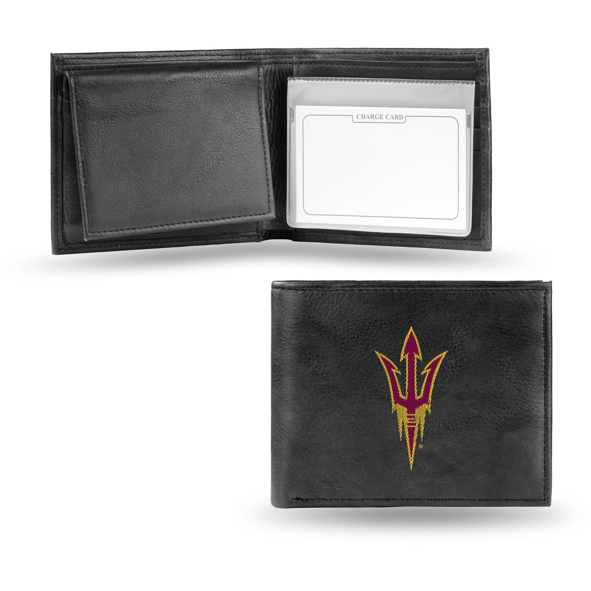 NCAA - Men's Arizona State Sun Devils Embroidered Billfold Wallet