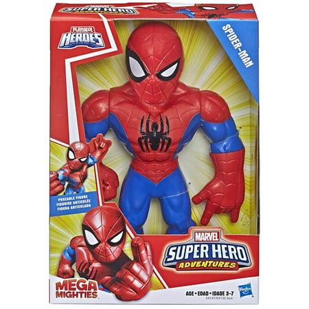 Marvel Super Hero Adventures Mega Mighties - Spider-Man