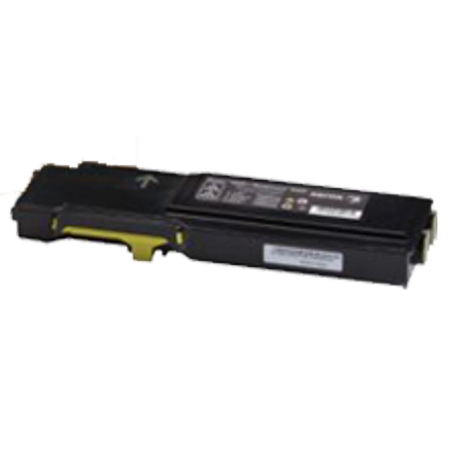 XEROX 106R02227 High Yield Laser Toner Cartridge Yellow for Xerox Phaser 6600N - image 1 de 1