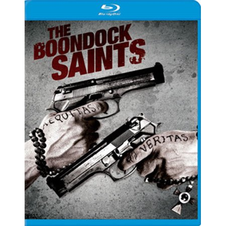 - The Boondock Saints (Blu-ray)