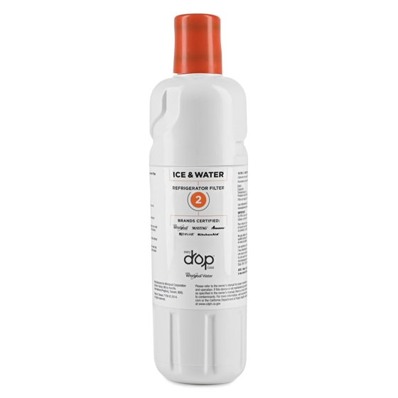 EveryDrop by Whirlpool Refrigerator Water Filter 2