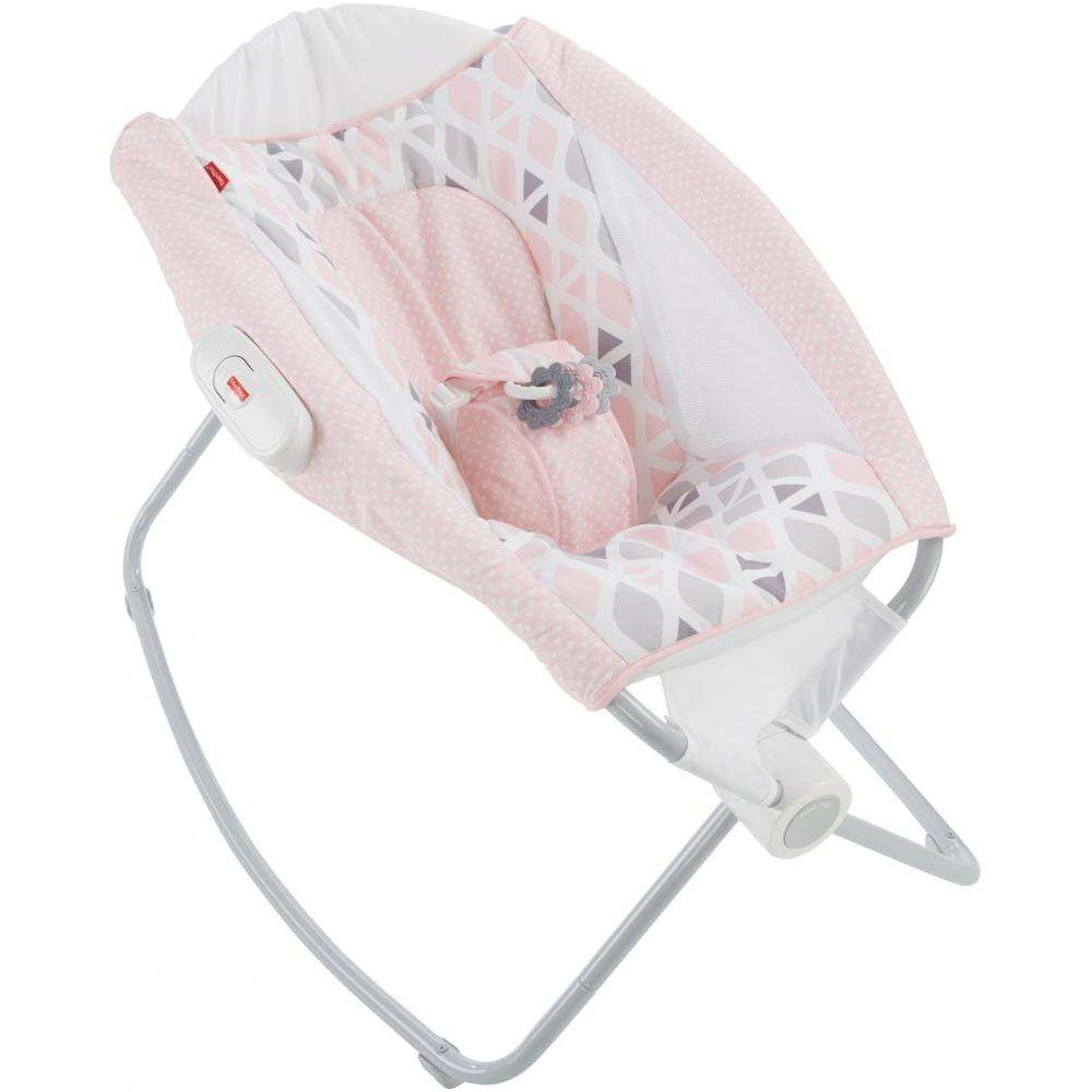 Fisher Price Rock 'n Play Sleeper, Pink by Fisher-Price