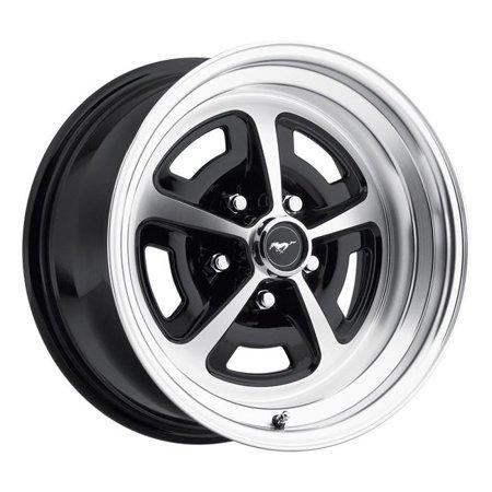 Drake Wheels 100S560650 15 x 6 in. Classic Wheels, Silver - image 1 de 1