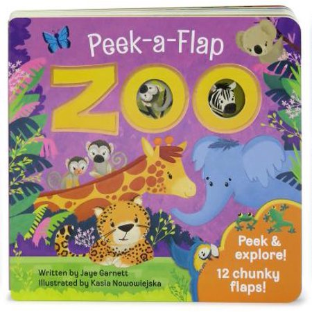 Zoo (Board Book) (X Oo)