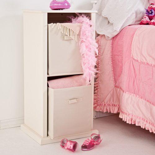 Buy 2 and Save! Classic Playtime Storage Tower - Vanilla