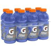 Gatorade Thirst Quencher Sports Drink, Grape, 20 oz Bottles, 8 Count