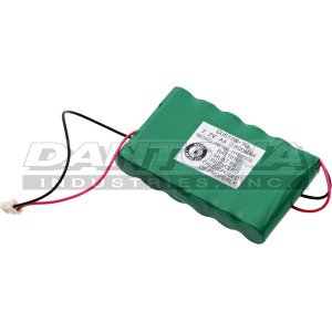 7.2 Volt Nickel Metal Hydride Replacement Emergency Lighting Battery for Ademco Lynx Back Up Walynx-RCHB-SC