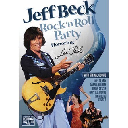 Jeff Beck: Rock 'n' Roll Party Honoring Les Paul (DVD)