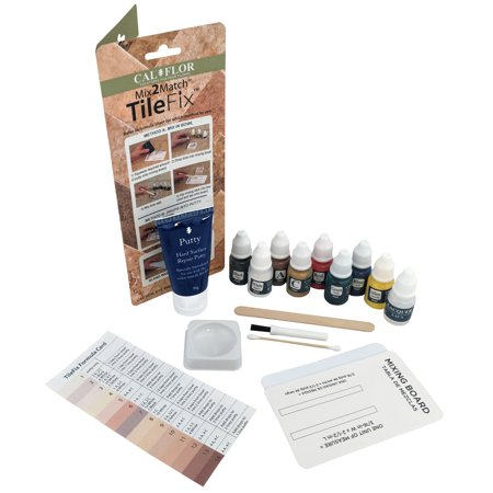 - CalFlor® Mix2Match TileFix® Tile and Stone Repair Kit