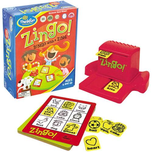 Think Fun Zingo! Game 7700
