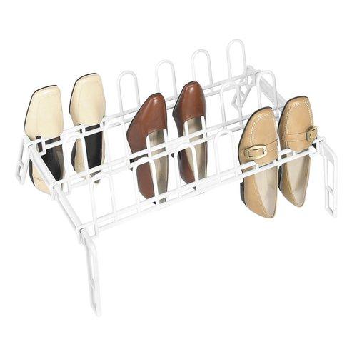 Rebrilliant 9 Pair Shoe Rack
