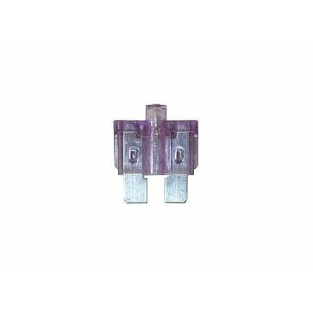 Jt&T Products (10-1005) - 30 Amp, Big Blade Smart Glow Atc Fuses, Green, 2 Pcs. (Glow Product)