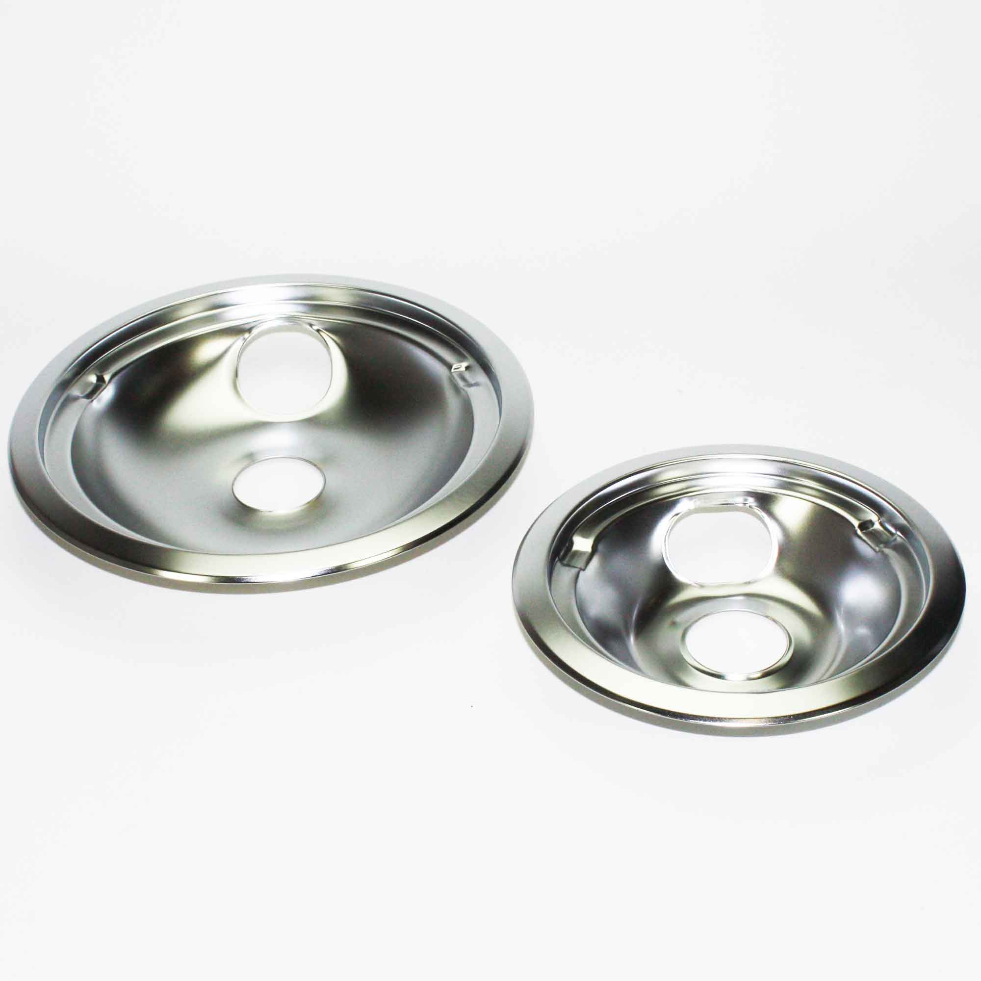 Range Kleen 2-Piece Drip Bowl, Style C fits Plug-In Electric ...