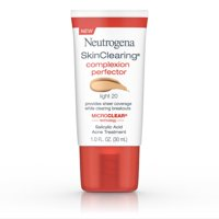 Neutrogena Skinclearing Complexion Perfector With Salicylic Acid, Light, 1 Fl. Oz.