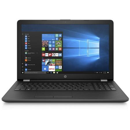 HP 15-Bw020Nr 15.6u0022 Laptop, Windows 10, AMD Dual-Core A6-9220 Processor, 4GB RAM, 1TB Hard Drive