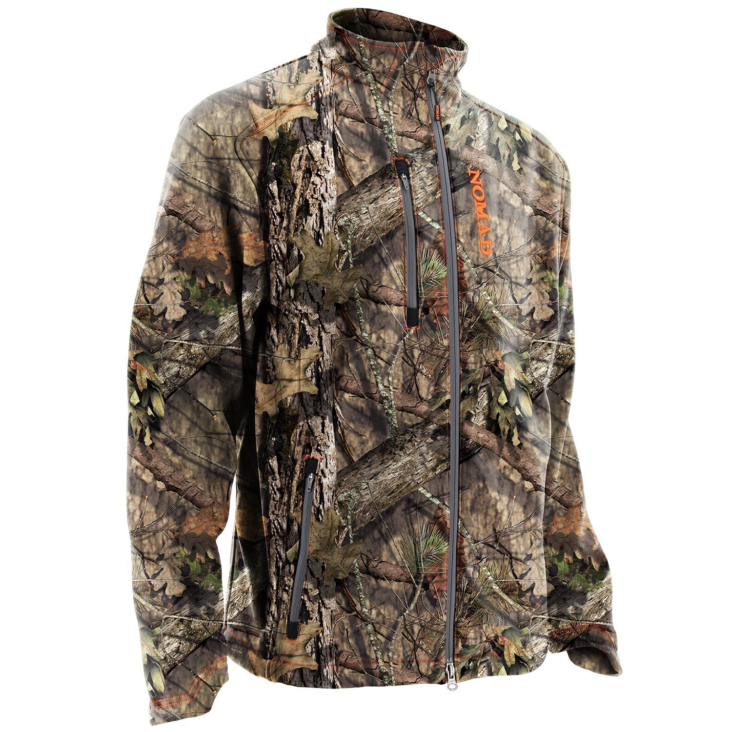 Nomad Mergence Scent Control Jacket - Mossy Oak Break-UP Country - Size 3X Large