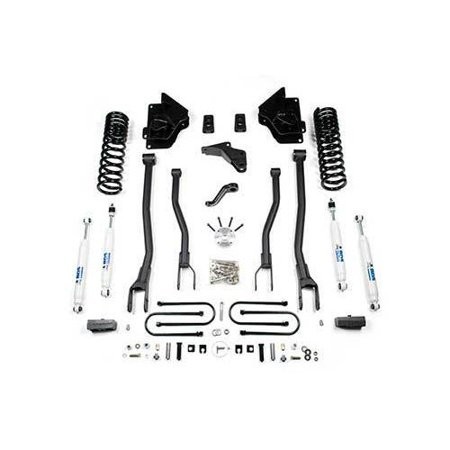 4 Link Suspension Systems (BDS 1608H 13-14 Ram 3500 5.5/5 4-Link System - Gas Suspension)