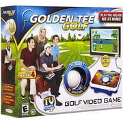 Jakks Pacific Golden Tee Golf Plug & Play TV Game