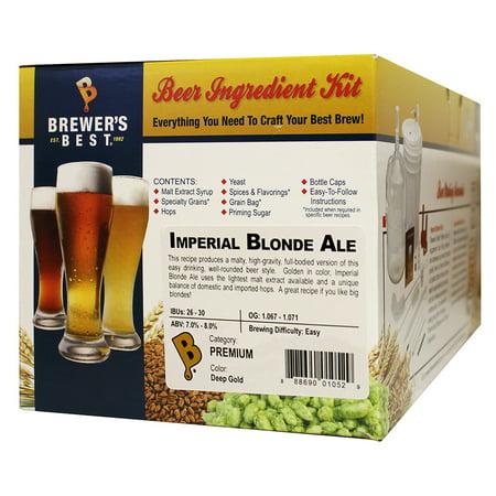 Imperial Blonde Ale Homebrew Beer Ingredient Kit
