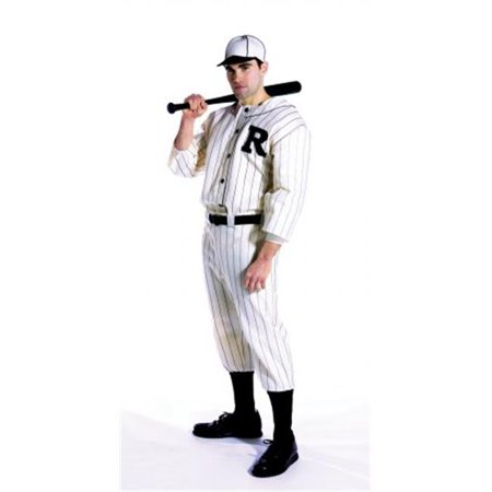 Old Tyme Baseball Player](Baseball Halloween Jokes)