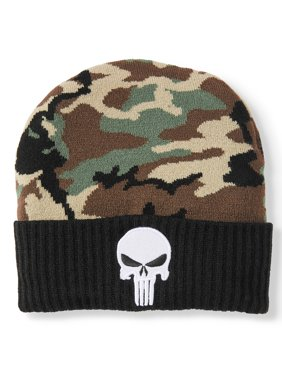 Punisher Knit Hat