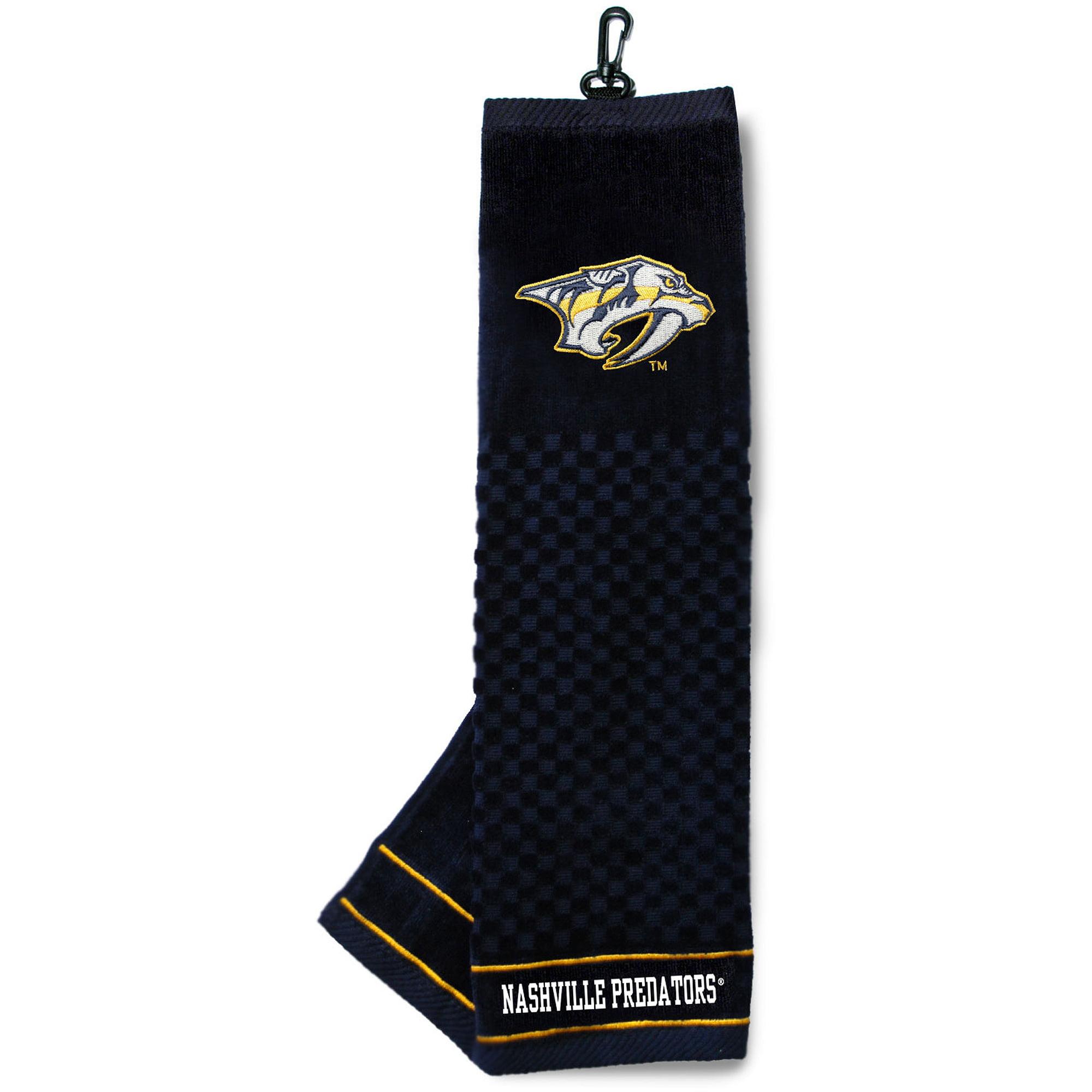 Nashville Predators Embroidered Towel