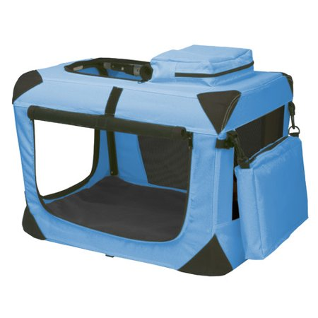 Pet Gear Home' n Go Generation II Deluxe Portable Soft Extra Small Pet Crate