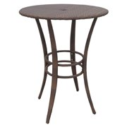 32 in. Outdoor Pub Table