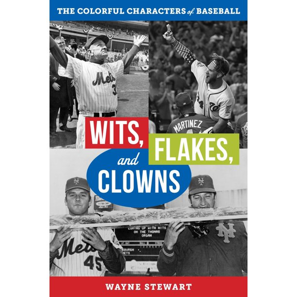 Wits, Flakes, and Clowns - eBook