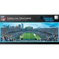 MasterPieces Carolina Panthers 1000PC Panoramic Puzzle