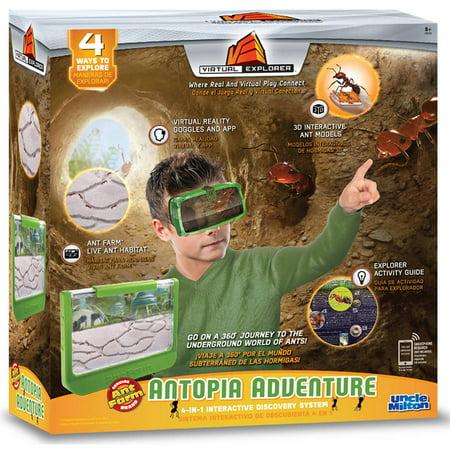 Uncle Milton Virtual Explorer Antopia Adventure (Best Virtual Baby App)