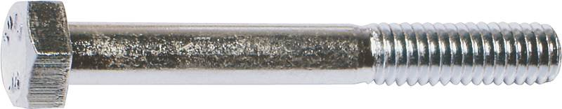 Midwest 57 3/8 X2-Inch Zinc Hex Bolt Grade 2 Box of 100