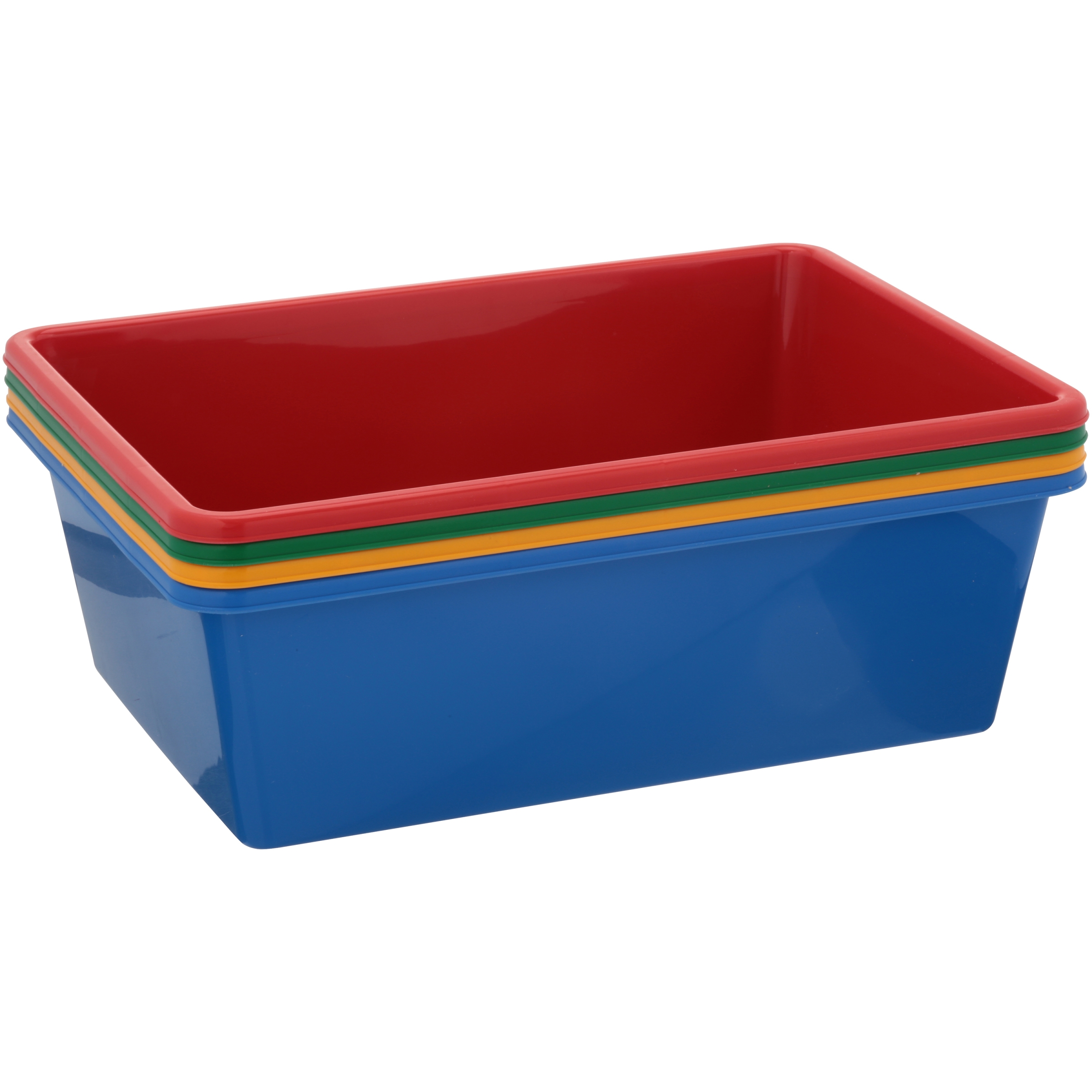 Tot Tutors Playtime Storage Bins 4 ct Box