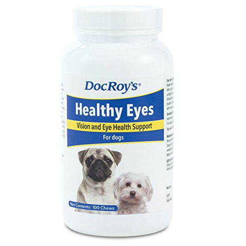 Doc Roy's Healthy Eyes 100 ct, Supports eye and vision he...