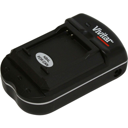 VIVITAR VIV-SC-CAN Li-Ion Battery Charger (For Canon(R) Cameras)