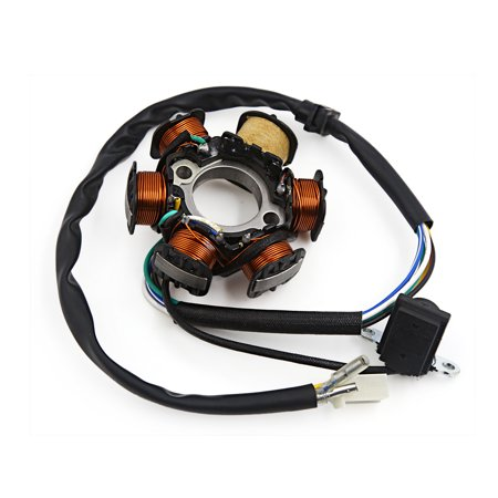 Modified 540 Stator (Motorcycle Metal Copper Modified Generator Magneto Stator Coil for)