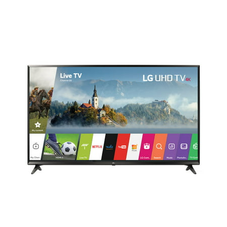 Lg 49 Class 4k Ultra Hd 2160p Smart Led Tv 49uj6300 Walmartcom