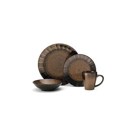 gourmet basics verona 16-pc. dinnerware set