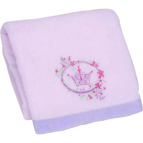 Disney Fairy Tale Dreams Embroidered Boa Blanket