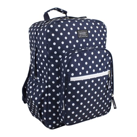 Girl Student Large Backpack with Multiple