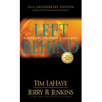 Left Behind 25th Anniversary Edition (Paperback)