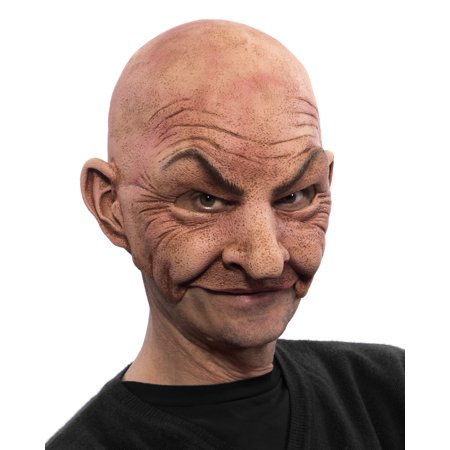 zagone studios mg1007 natural latex compound johnny bald old man mask - Bald Old Man