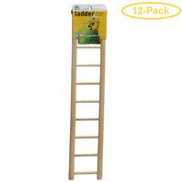 Prevue Birdie Basics Ladder 9 Rung Ladder - Pack of 12