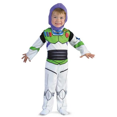 Buzz Lightyear Toy Story Standard Child Costume DIS5230 - 3T-4T](Buzz Lightyear Deluxe Costume)